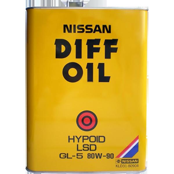 Nissan LSD GL-5 80W-90 (KLD31-80904)