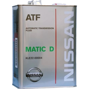Моторное масло Nissan Matic Fluid - D (Japan)