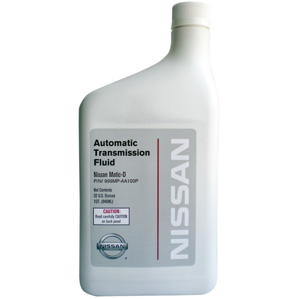 Nissan Matic Fluid - D (USA)