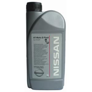 Моторное масло Nissan Matic Fluid - D