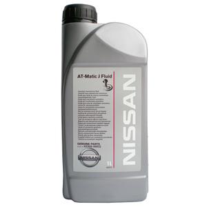Моторное масло Nissan Matic Fluid - J