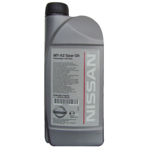 Моторное масло Nissan MT-XZ Gear Oil 75W-80 (Passenger vehicles)