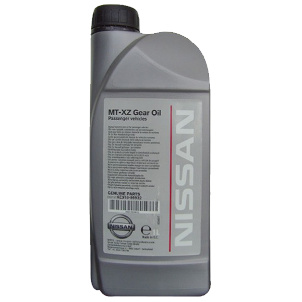 Nissan MT-XZ Gear Oil 75W-80 (Passenger vehicles)
