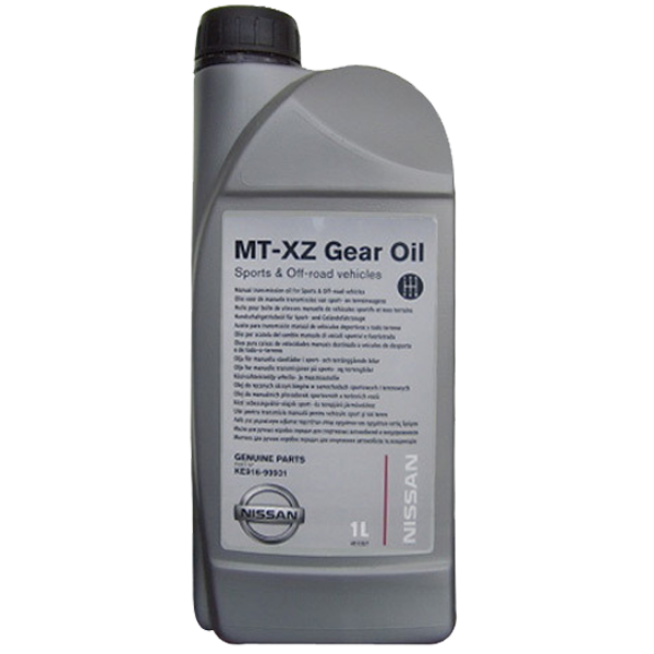 Nissan MT-XZ Gear Oil 75W-85