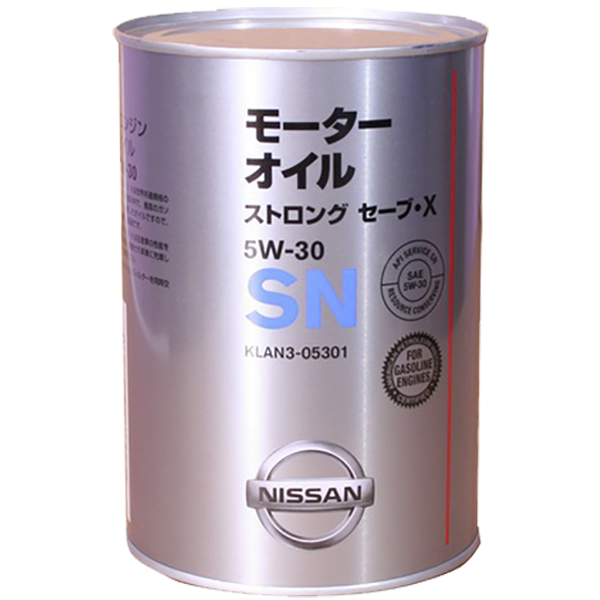 Nissan Strong Save X SN 5W-30
