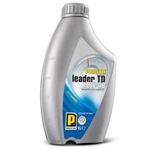 Моторное масло Prista Oil Leader TD 15W-40