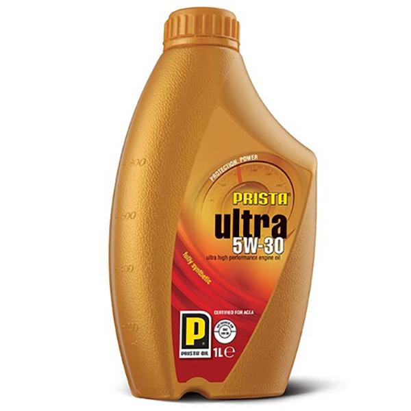 Prista Oil Ultra Plus 5W-30