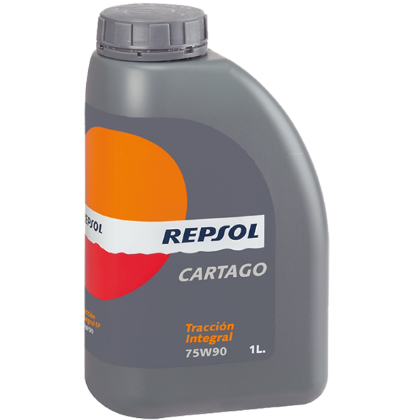 Repsol Cartago Traccion Integral 75w-90