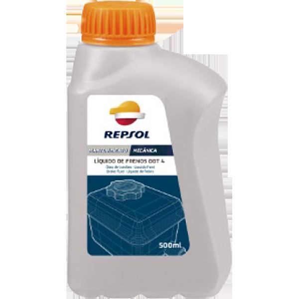 Repsol Liquido Frenos DOT-4