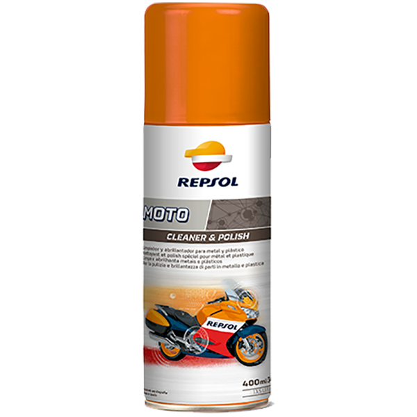 Repsol Moto Cleaner and Polish