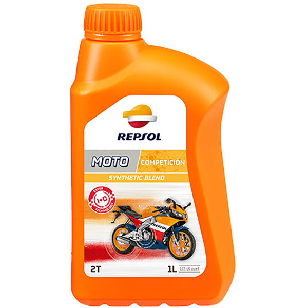 Repsol Moto Competicion 2T