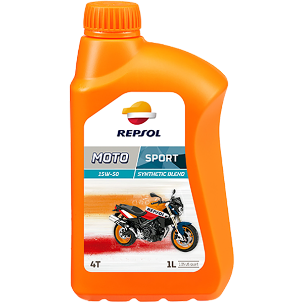 Repsol Moto Sport 4T 15W-50