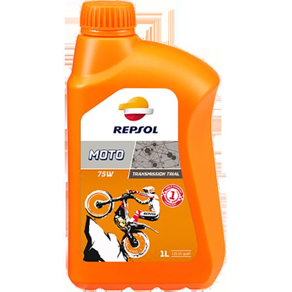 Repsol Moto Transmission Trial 75W