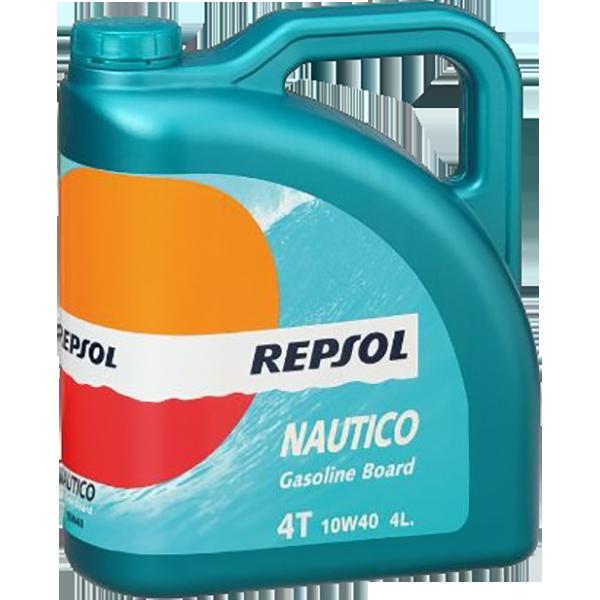 Repsol Nautico Gasoline Board 4T 10w-40 NMMA FC-W
