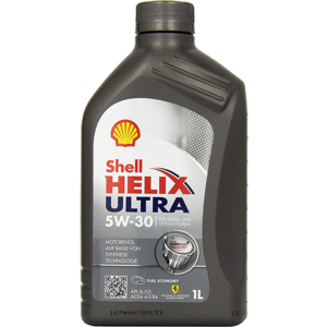 Моторное масло Shell Helix Ultra 5W-30