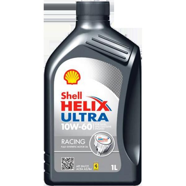 Shell Helix Ultra Racing 10W-60