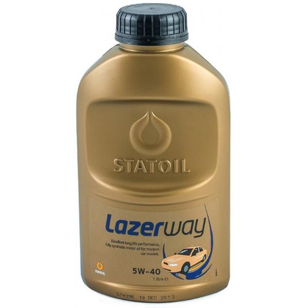 Statoil Lazerway 5w-40