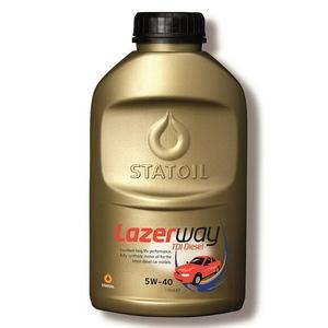 Моторное масло Statoil Lazerway TDI 5w-40