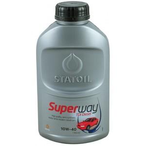 Моторное масло Statoil Superway TDI 10w-40