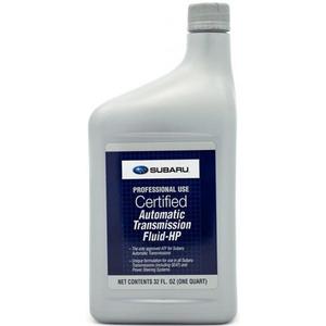 Моторное масло SUBARU ATF-HP (USA)