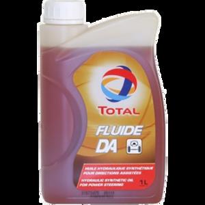 Моторное масло Total Fluide DA