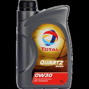 Моторное масло Total Quartz 9000 0w-30
