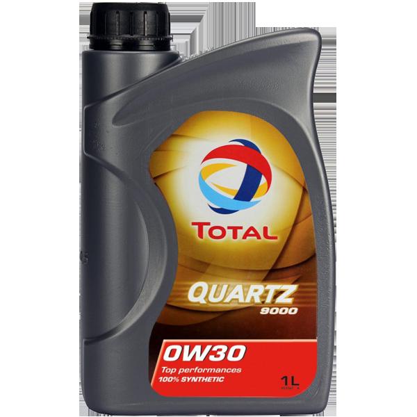 Total Quartz 9000 0w-30
