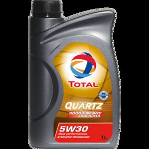 Моторное масло Total Quartz 9000 Energy HKS 5w-30