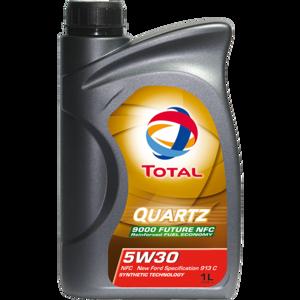 Моторное масло Total Quartz 9000 NFC 5w-30