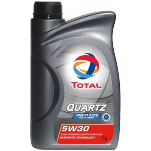 Моторное масло Total Quartz Ineo ECS 5W-30