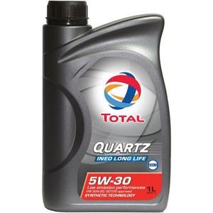 Моторное масло Total Quartz Ineo Long Life 5W-30