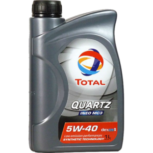 Моторное масло Total Quartz Ineo MC3 5w-40