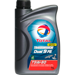 Моторное масло Total Transmission Dual 9 FE 75w-90