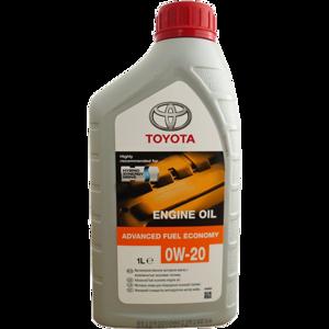 Моторное масло Toyota Advanced Fuel Economi Extra 0W-20