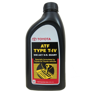 Моторное масло Toyota ATF TYPE T-IV (USA)