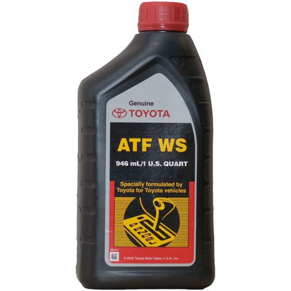 Toyota ATF WS (USA)