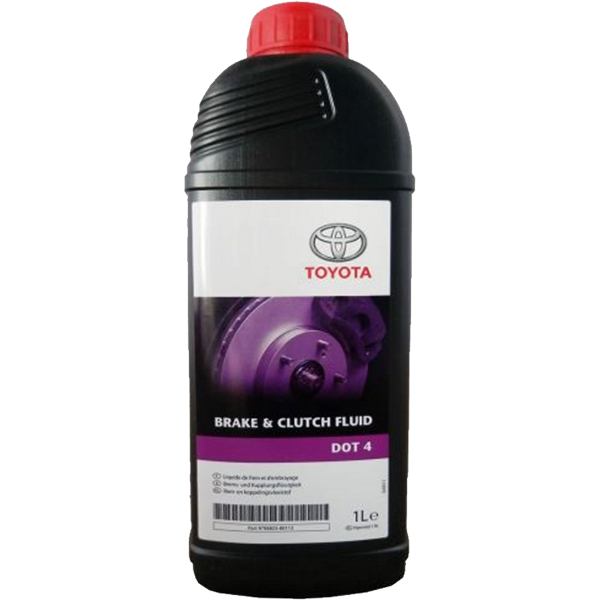 Toyota Brake & Clutch Fluid DOT 4