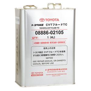 Моторное масло Toyota CVT Fluid TC
