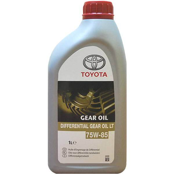 Toyota Differential Gear Oil LT GL-5 75W-85