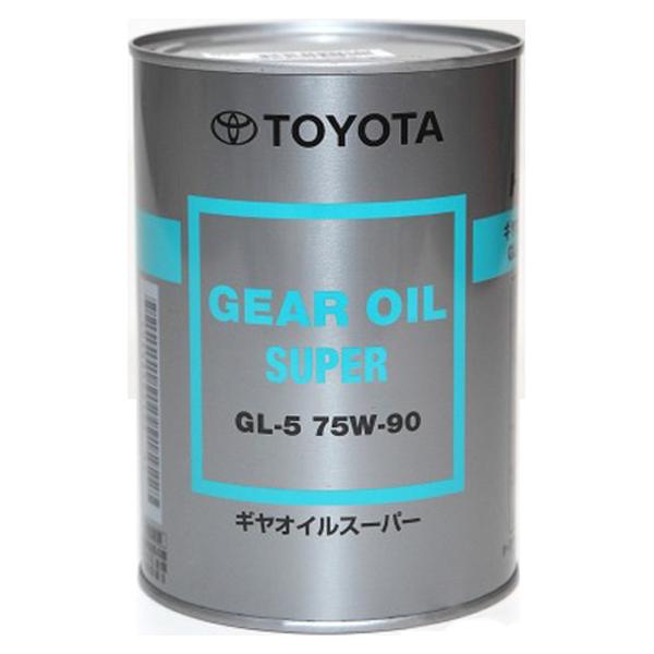 Toyota Gear Oil Super 75W-90