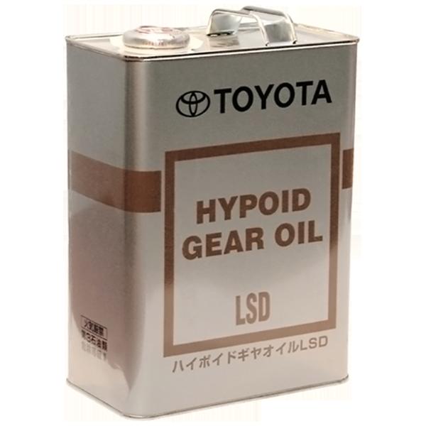 Toyota Hypoid Gear Oil LSD 85W-90 GL-5
