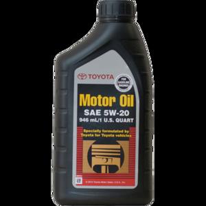 Моторное масло Toyota Motor Oil 5W-20 (00279-1QT20)