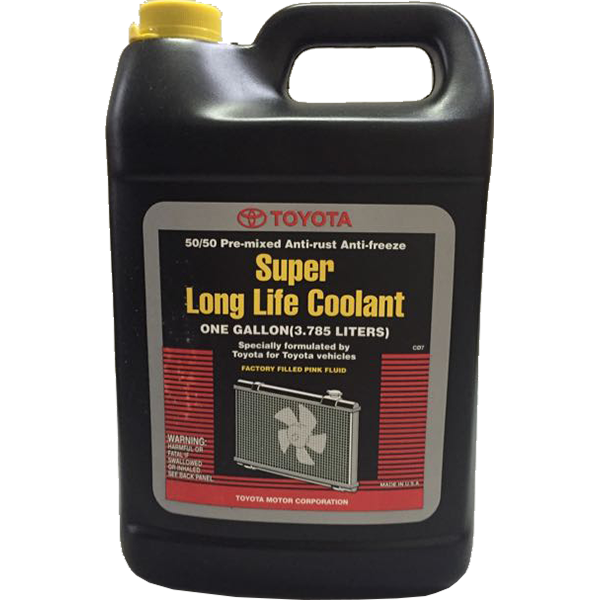 Toyota Super Long Life Coolant Pre-Mixed (08889-80082)