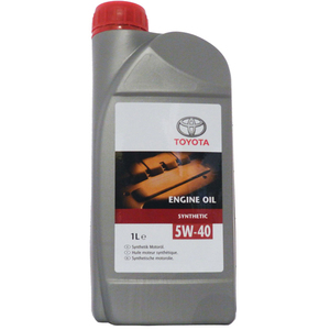 Моторное масло Toyota Engine Oil 5W-40