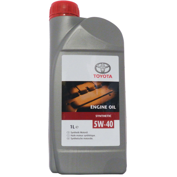 Toyota Engine Oil 5W-40