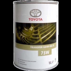 Моторное масло Toyota Transfer Gear Oil LF 75W (Japan)
