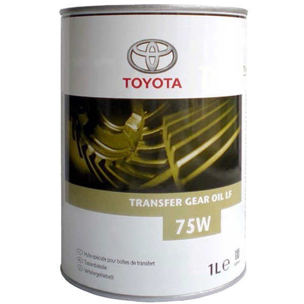 Toyota Transfer Gear Oil LF 75W (Japan)