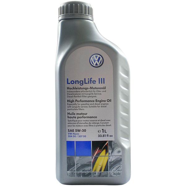 VAG Longlife III 5W-30