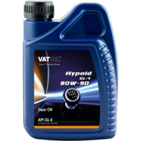 Моторное масло VatOil Hypoid GL-4 80W-90