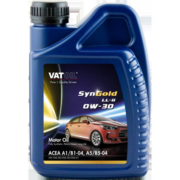 VatOil SynGold LL-II 0W-30